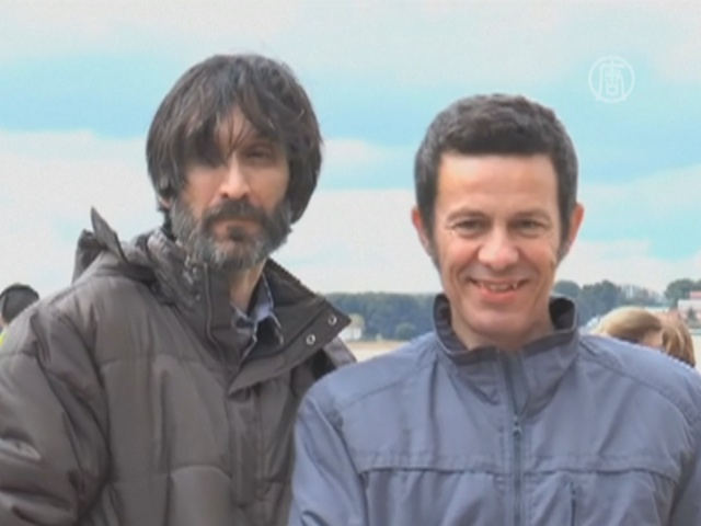 Испанских журналистов отпустили из плена в Сирии