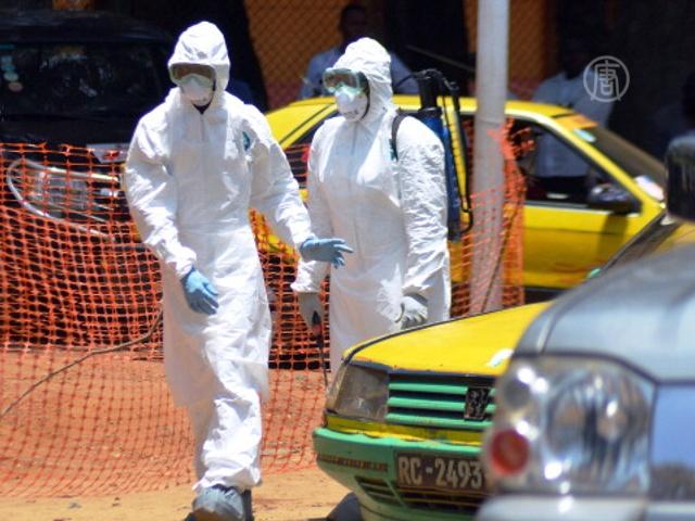 Эпидемия Эболы достигла небывалых масштабов