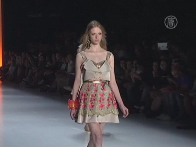 Сан-Паулу: Неделя моды продолжается