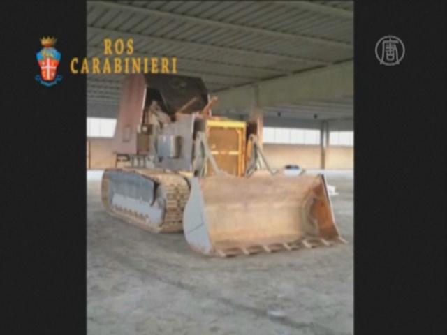 В Италии арестовали сепаратистов, построивших танк