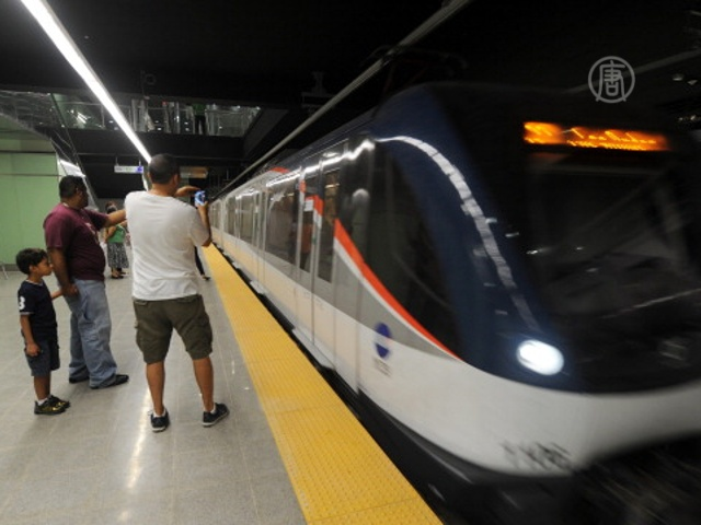 В Панаме появилось метро