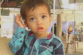 В Пакистане перед судом предстал грудной малыш
