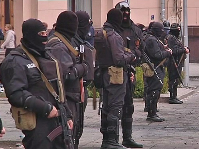 На востоке Украины арестовывают сепаратистов