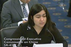 Дочь уйгурского диссидента выступила в Сенате США