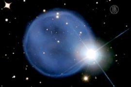 Телескоп заснял космическое «кольцо с бриллиантом»