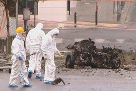 В Афинах прогремел взрыв