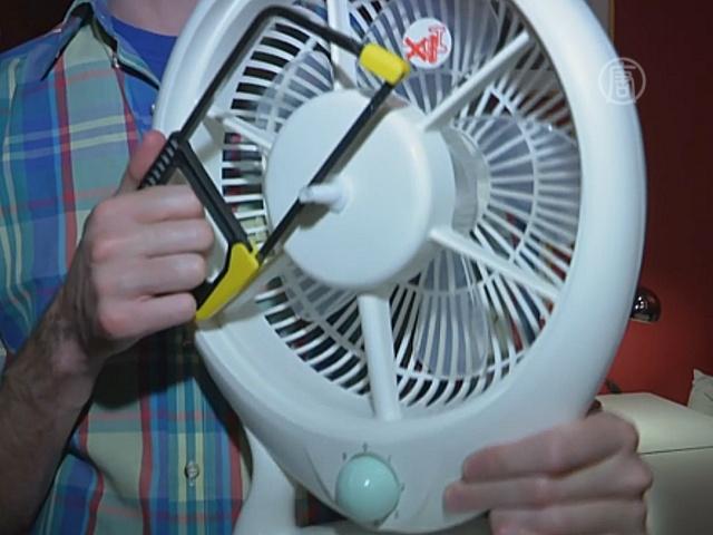 Китайцев учат собирать дешёвые фильтры воздуха