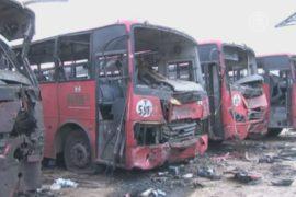 Взрыв в столице Нигерии: более 70 погибло