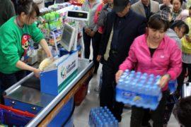 Отравление бензолом в китайском городе Ланьчжоу