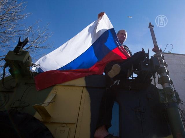 Отчёт ООН: русских в Крыму не атаковали