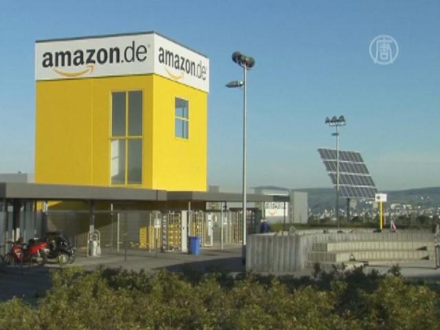 От Amazon в Германии требуют повысить зарплаты