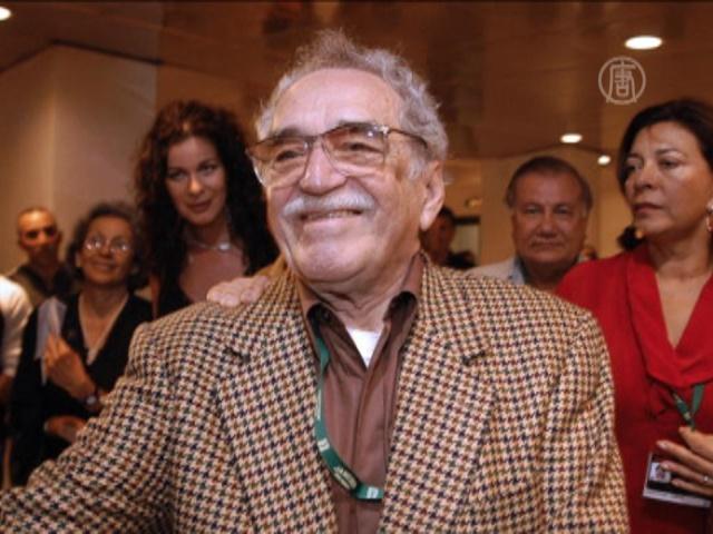 Скончался легендарный писатель Гарсия Маркес