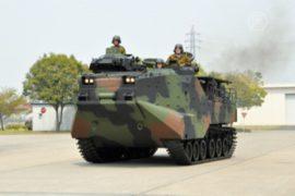 Япония укрепляет военную мощь архипелага Рюкю