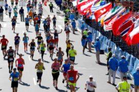 Бостонский марафон через год после теракта