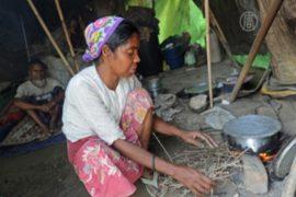 Мусульманскому меньшинству в Мьянме нечего есть