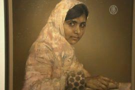 Christie's продаст портрет пакистанской активистки