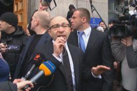 Мэр Харькова доставлен в Израиль после покушения