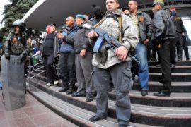 Луганск — под контролем сепаратистов