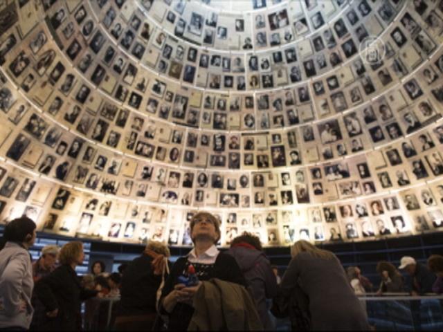 Немцы едут в Израиль узнать больше о Холокосте