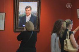 Сокровища Межигорья представили в Киеве