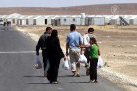 В Иордании открыли новый лагерь для беженцев