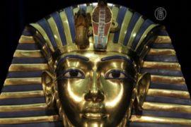 В Египте открыли копию гробницы Тутанхамона