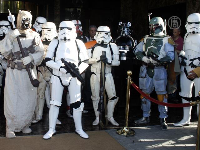 Герои Star Wars прибыли в Тунис спасать туризм
