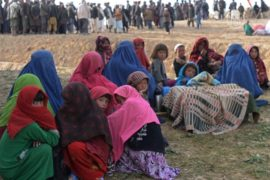 Жертвы оползня в Афганистане ждут помощи