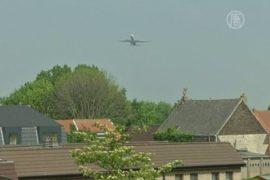 Брюссельцам мешает шум самолётов