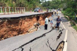 Землетрясение в Таиланде, есть жертвы