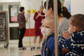 В Москве вылечивают 90% детей с лейкозом