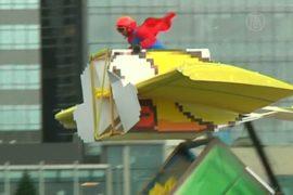 В Гонконге прошёл конкурс летательных аппаратов