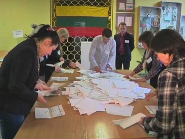 В Литве не смогли избежать второго тура выборов
