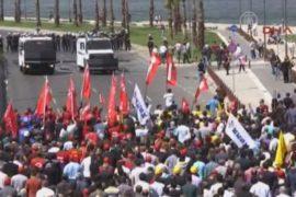 В Турции протестуют после взрыва на шахте