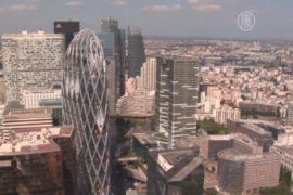 Небоскрёб в 48 этажей покорили бегуны во Франции