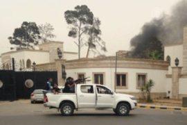 В Ливии боевики атаковали парламент