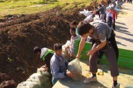 В Сербии спасают ТЭЦ «Костолац» от затопления
