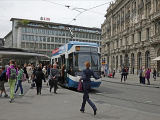 Швейцарцы отказались от самой высокой зарплаты