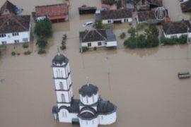 Более миллиона боснийцев пострадало от наводнения
