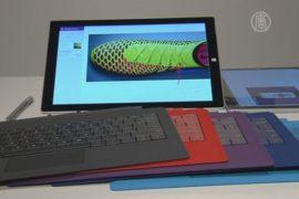 Microsoft представила новый планшет Surface Pro