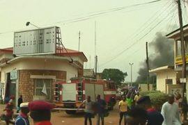 В Нигерии взорвали рынок, более сотни жертв