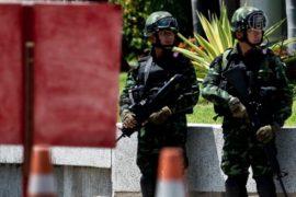 В Таиланде — военное положение