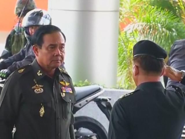 В Таиланде объявлено о военном перевороте