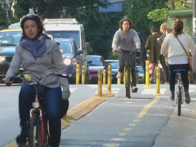 Буэнос-Айрес охватил бум на ретро-велосипеды