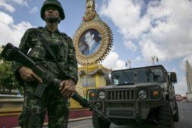 Туристы — о перевороте в Таиланде