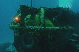 Фабьен Кусто проведёт в морских глубинах 31 день