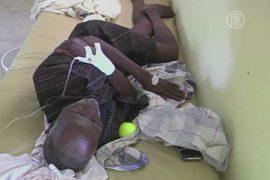 Смертоносная Эбола наступает на Сьерра-Леоне