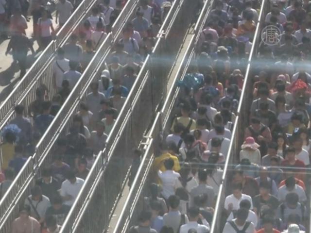 Очереди в метро: Пекин усилил меры безопасности