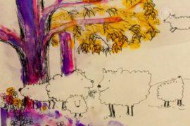 Рисунки и рукописи Джона Леннона выставят на торги