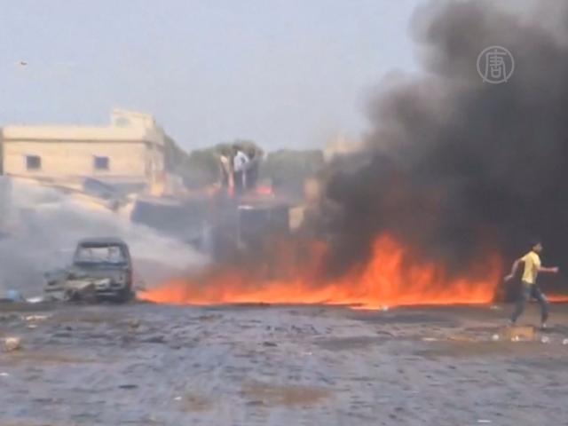 В сирийском Идлибе снова взрывы